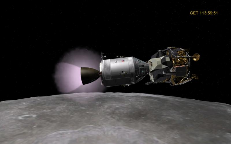 [Sim Orbiter] Apollo 17 - Page 2 Apollo77