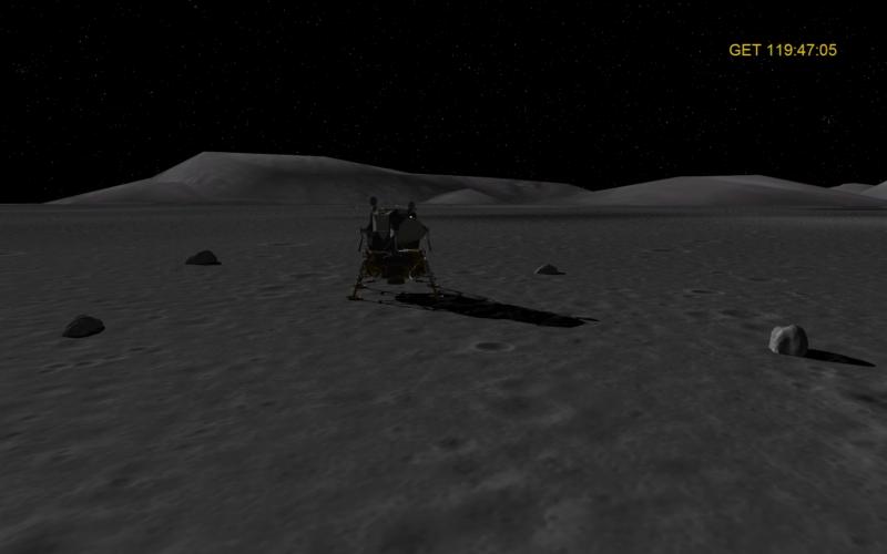 [Sim Orbiter] Apollo 17 - Page 3 Apollo98