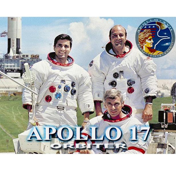 [Sim Orbiter] Apollo 17 Logo11