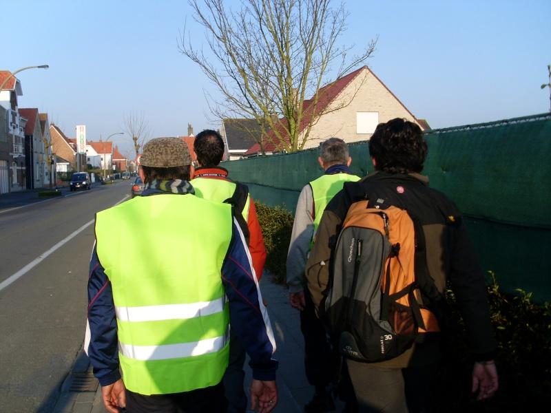 Marche du 1 Avril les 4hrs de Vlissegem Sl371224