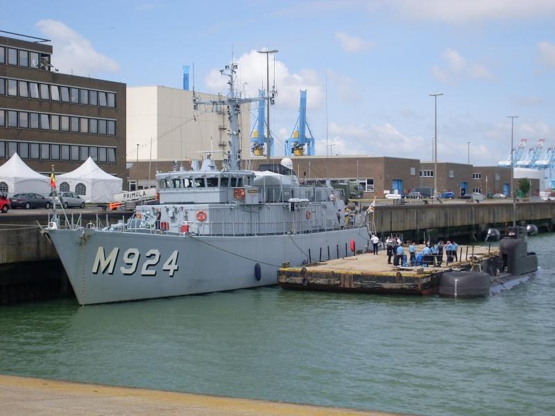 Zeebrugge : Opendeur - Portes Ouvertes - Navy Days - Page 8 Sl371821