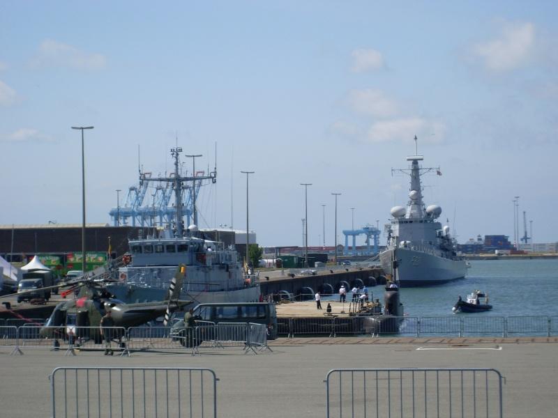 Zeebrugge : Opendeur - Portes Ouvertes - Navy Days - Page 8 Sl371834