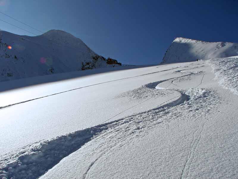 Neige et ski à l'étranger 01310