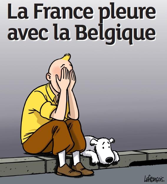 Nous sommes tous Belges ! Bruxel10