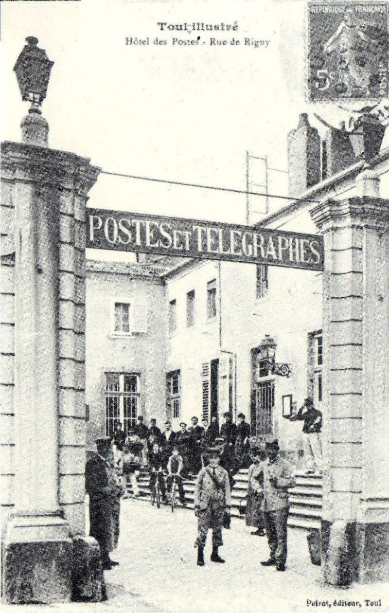 La poste de Toul en 1900 La_pos11