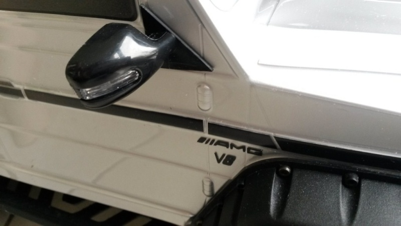 Mon HG P601 Mercedes G63 AMG Hg0310