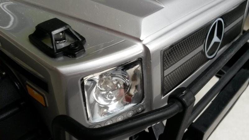 Mon HG P601 Mercedes G63 AMG Hg0410