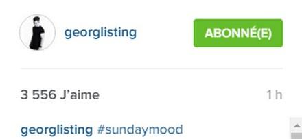 [Instagram Officiel] Instagram  Bill,Tom,Gus,Georg et TH - Page 6 Sans_t91
