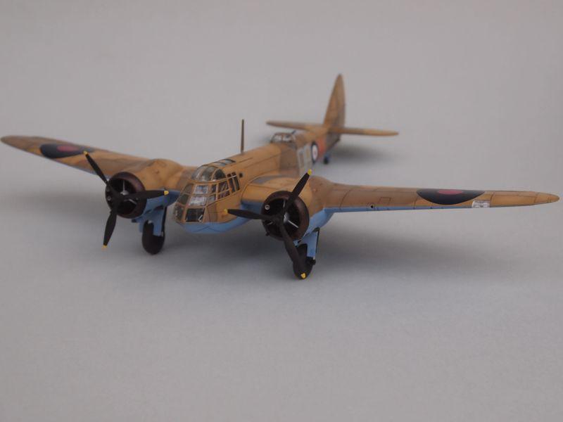 Blenheim Mk I [Airfix 1/72 et décals Print-scale] Mon0210