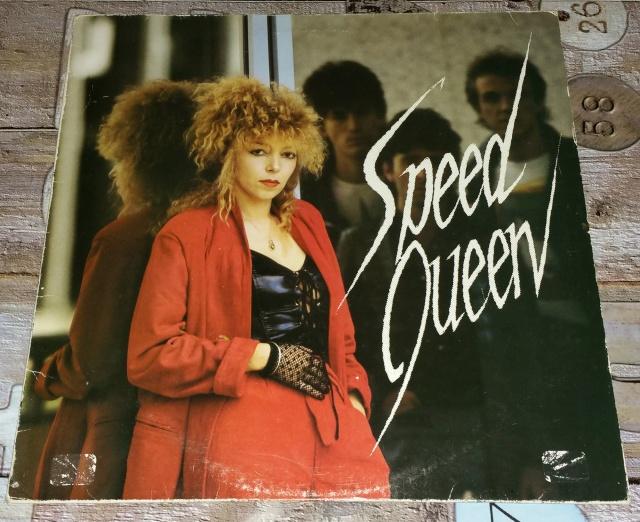 SPEED QUEEN Speed Queen (1982) Toutes les paroles de l'album ... 20160317