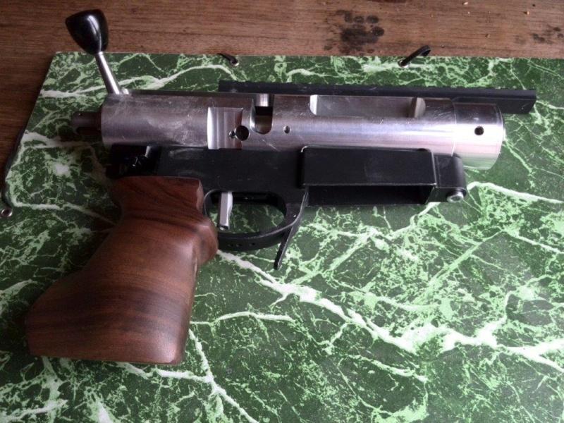 C.G Delta 66 Tube Rifle Chassi10