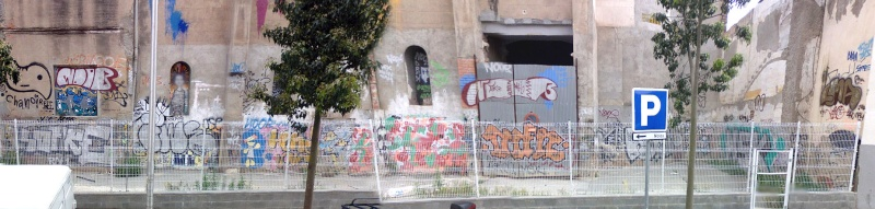 STREET VIEW : graffitis et tags vus de la Google Car Sans_t16