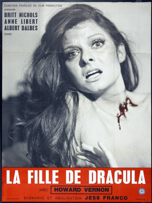 la fille de Dracula  de Jesus Franco (1972) La-fil10