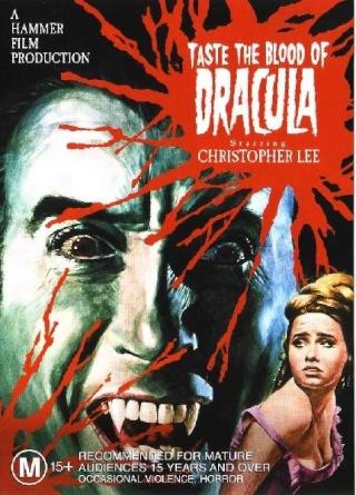 Saga Dracula avec Christopher Lee Taste-10