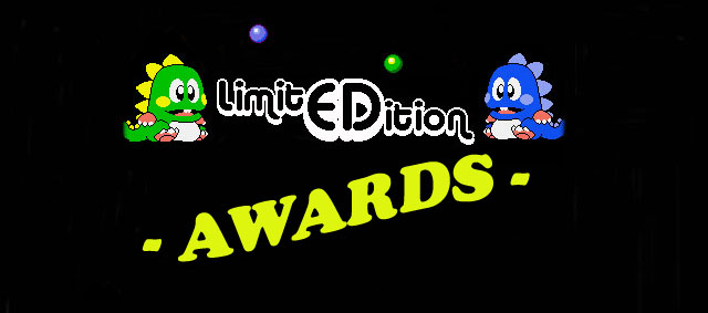 >> Limited Edition Awards: Meilleur jeu MATTEL Intellivision << Le210