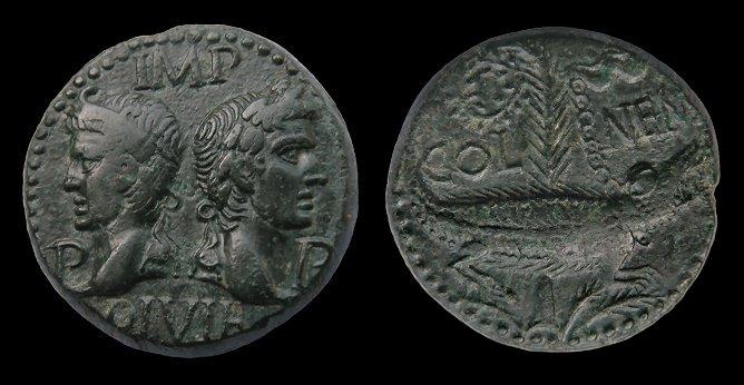 As et dupondius de Nîmes - Page 39 T4-4p10