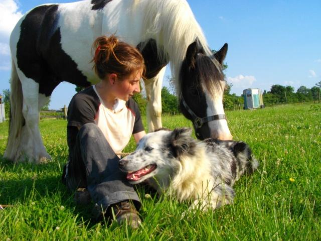 Une photo de vous et votre cheval - Page 3 Imgp0510