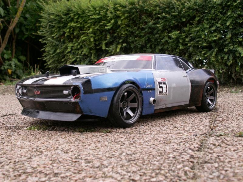 [ HPI e10 / RS4] '68 CHEVY Camaro / NISSAN Cedric H_d_ca11