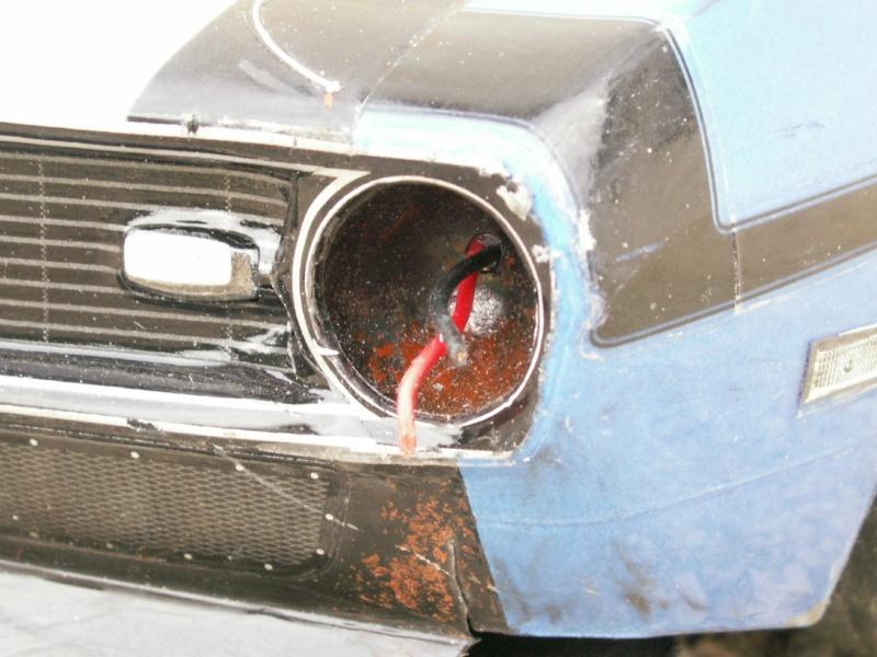 [ HPI e10 / RS4] '68 CHEVY Camaro / NISSAN Cedric H_d_ca17