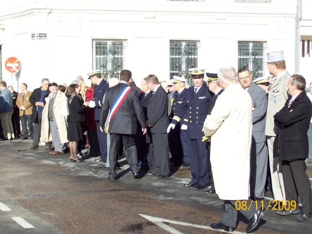 Commemoration 8 novembre 2009 à SAUMUR Remise22