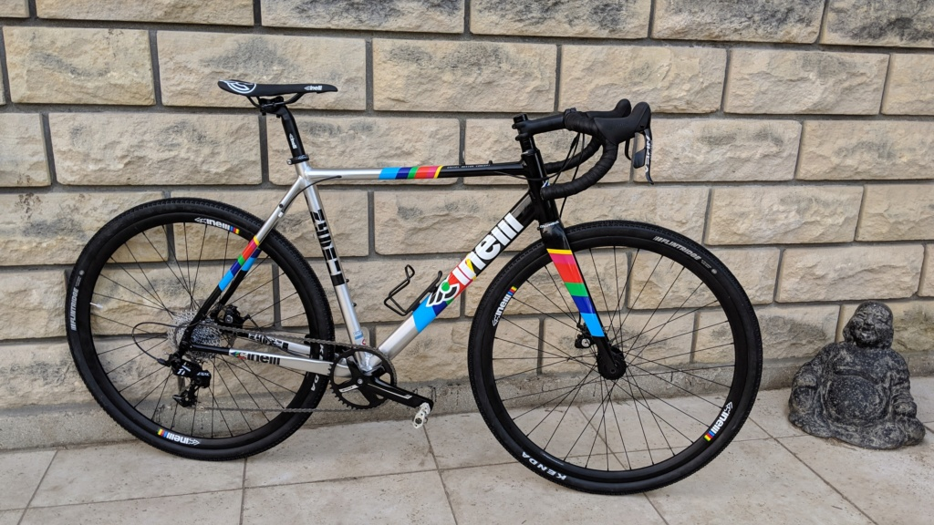 Gravel Cinelli Zydeco 2019 Cinell10