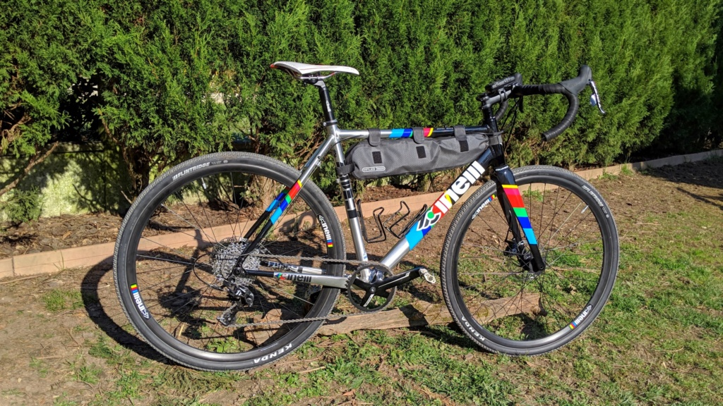 Gravel Cinelli Zydeco 2019 Cinell12