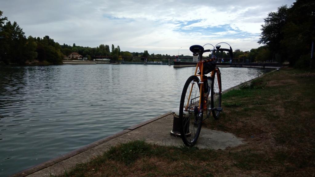 Eurovélo 3, canal du Loing, canal de Briare Seine-12