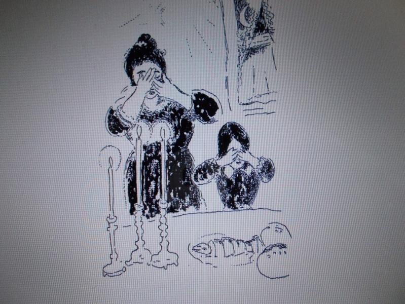 Bella Chagall Aa56