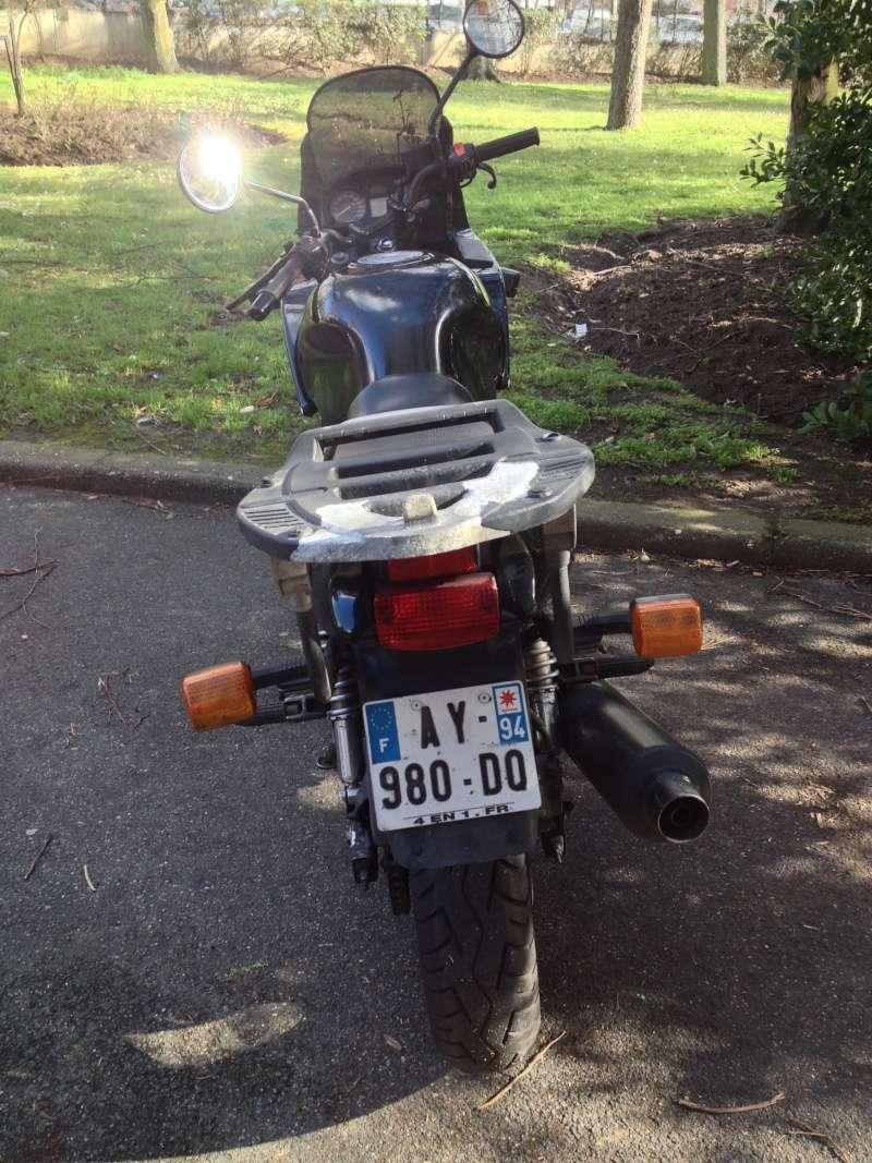 Mon nouveau mulet, Honda, pour aller au boulot  Img_4511