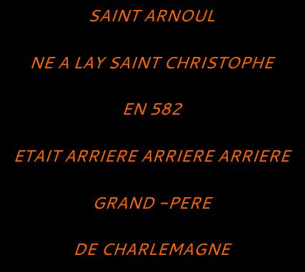 LA VIERGE MARIE A BOUXIERES AUX DAMES AU NORD DE NANCY EN LORRAINE-BERCEAU CAROLINGIENS-CAPETIENS après le FRANKENBOURG St_arn10