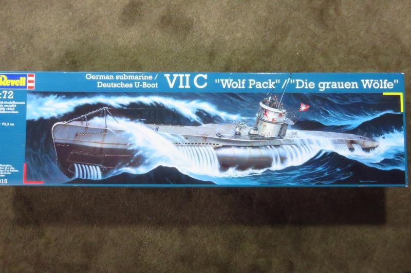U Boat Type VII C  Img_0736