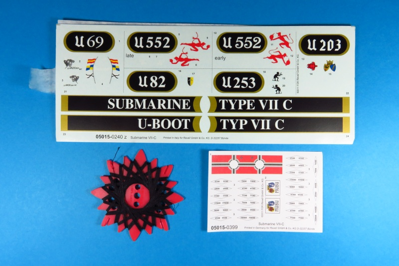 U Boat Type VII C  Img_0742