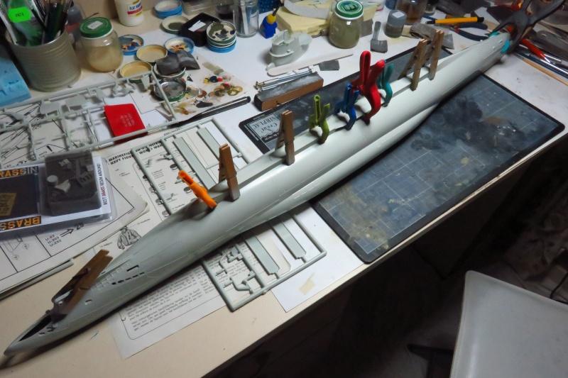 U Boat Type VII C  Img_0825