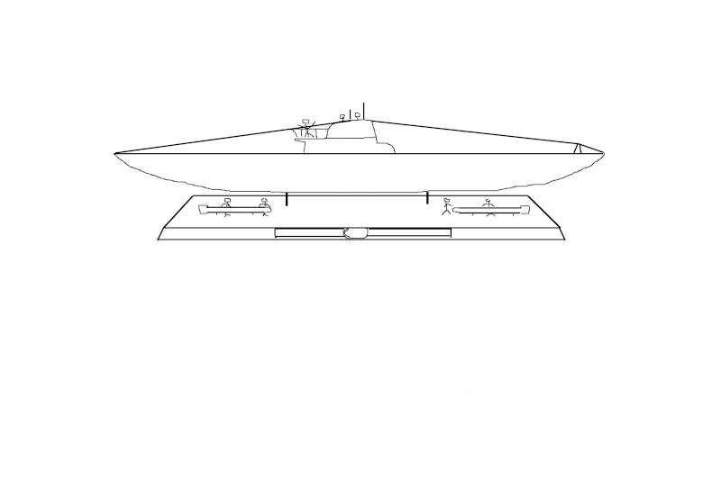 U Boat Type VII C  Prysen10