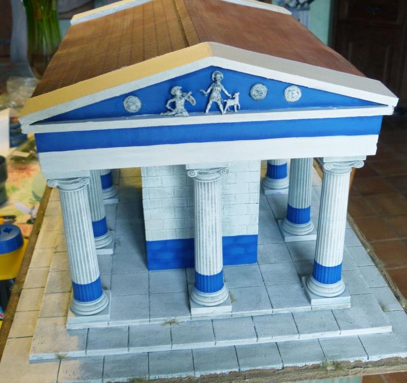 MES FIGS POUR MUTHOS, mon jeu d'escarmouche Mythologique Temple11