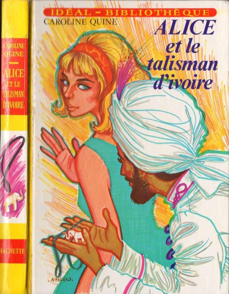 Recherches sur les anciennes éditions d'Alice (Titres 1 à 15) 12alic11