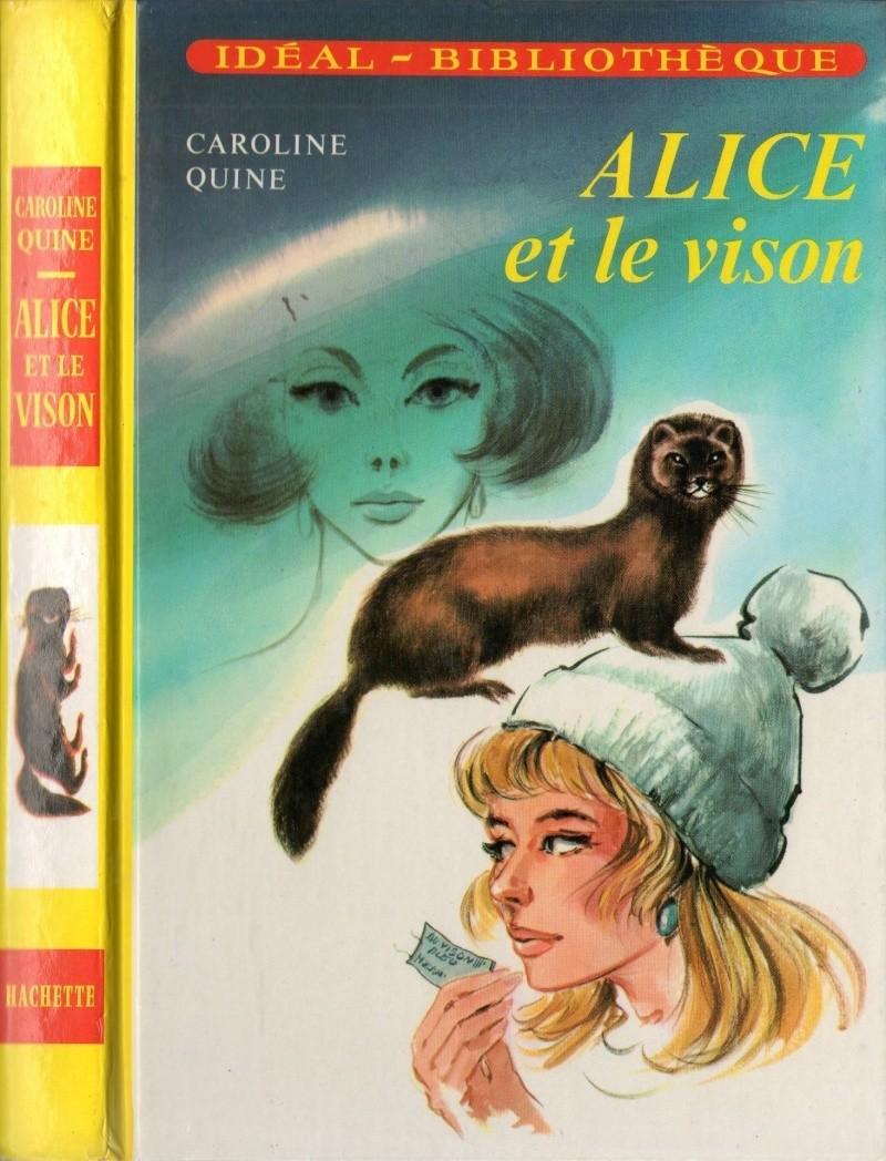 Recherches sur les anciennes éditions d'Alice (Titres 1 à 15) 13alic12
