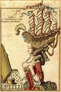 Coiffures du XVIIIeme: poufs, postiches, bonnets et chapeaux - Page 5 Pouf_b10