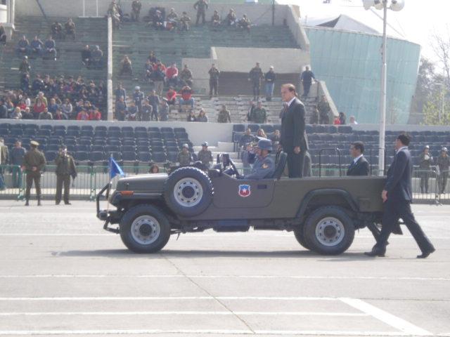 Parada Militar Chile 2009 (Preparatoria) Dsc04411