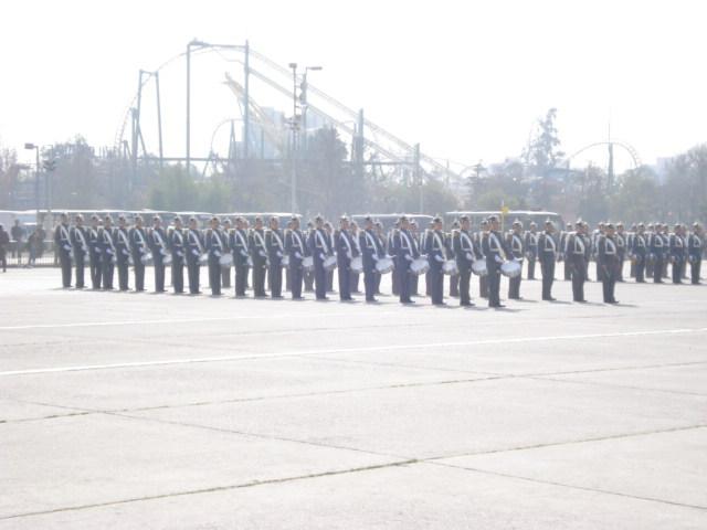 Parada Militar Chile 2009 (Preparatoria) Dsc04412