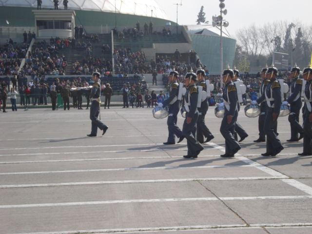 Parada Militar Chile 2009 (Preparatoria) Dsc04413