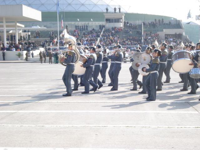 Parada Militar Chile 2009 (Preparatoria) Dsc04415