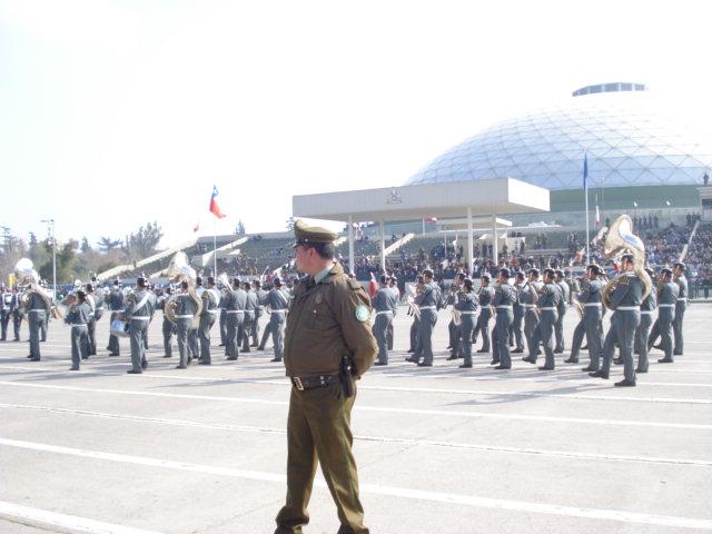 Parada Militar Chile 2009 (Preparatoria) Dsc04416