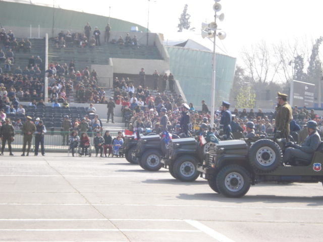 Parada Militar Chile 2009 (Preparatoria) Dsc04419