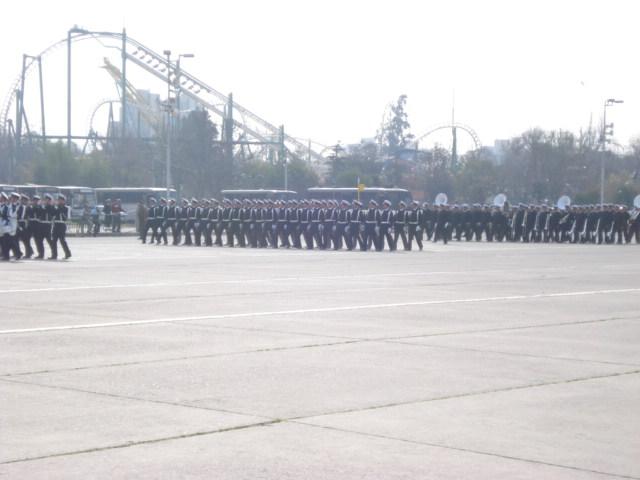 Parada Militar Chile 2009 (Preparatoria) Dsc04422
