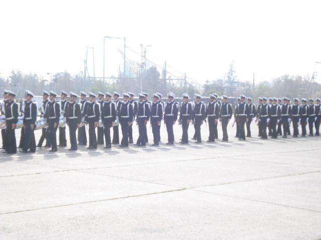Parada Militar Chile 2009 (Preparatoria) Dsc04424