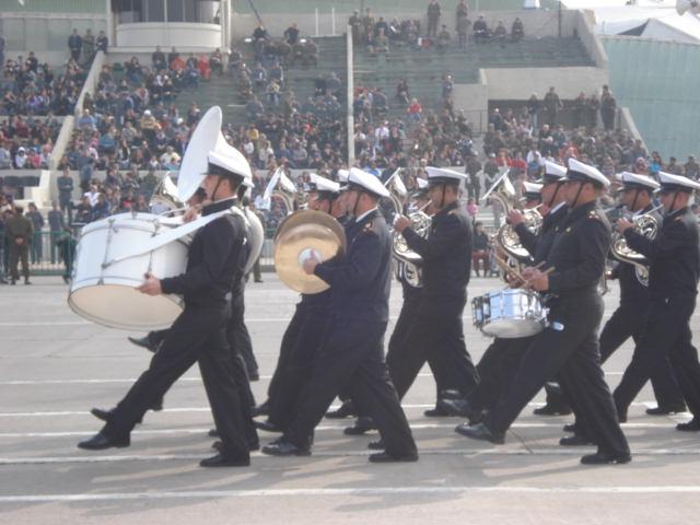 Parada Militar Chile 2009 (Preparatoria) Dsc04425