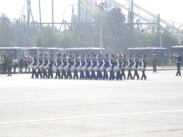 Parada Militar Chile 2009 (Preparatoria) Dsc04426