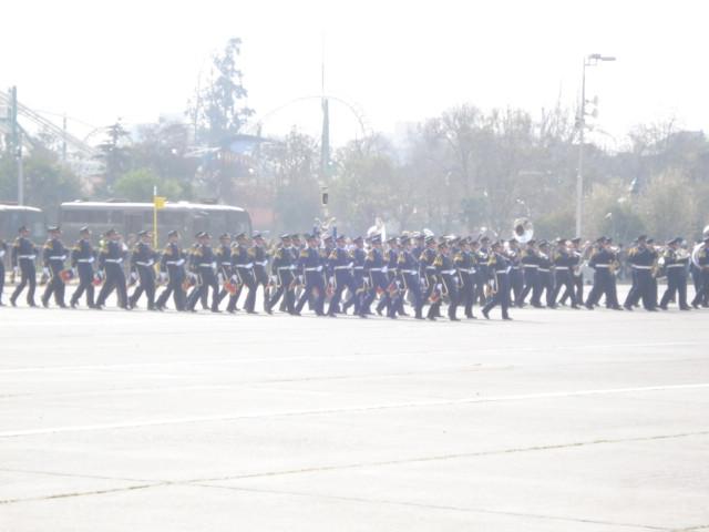 Parada Militar Chile 2009 (Preparatoria) Dsc04427