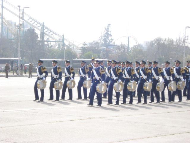 Parada Militar Chile 2009 (Preparatoria) Dsc04429